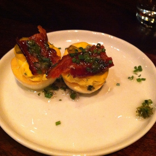 Deviled Eggs @ Park Tavern