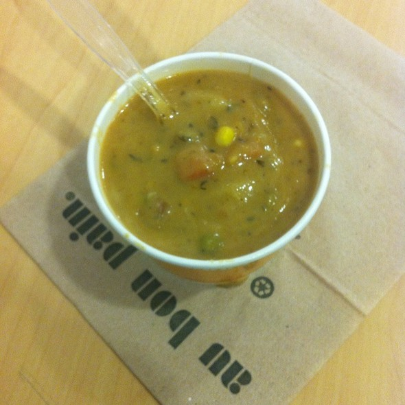 Chicken Soup @ Au Bon Pain