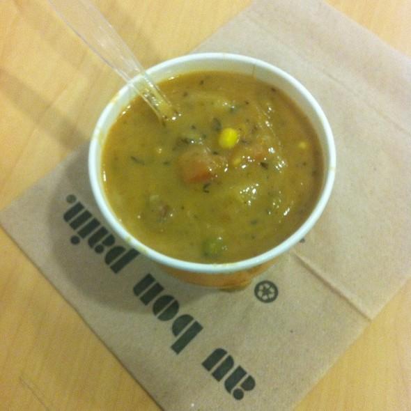 Chicken Soup @ Au Bon Pain