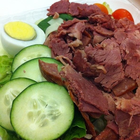 Ultimate Salad @ Stacked Deli