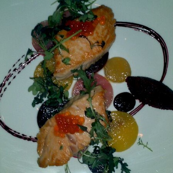 Salmon @ Riverpark