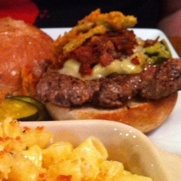 Smokestack Burger @ Beer Kitchen