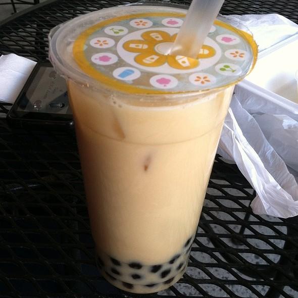Lychee Bubble Tea