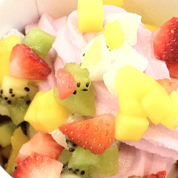 Frozen Yogurt @ Red Mango - Koreatown NYC