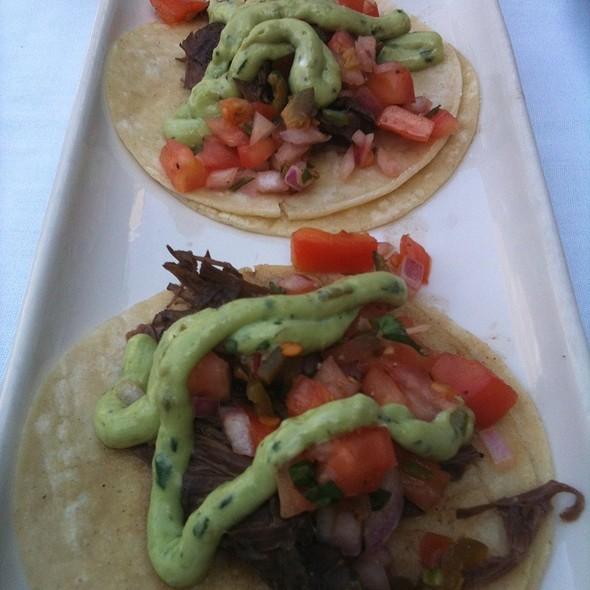 Beef Tacos - 520 Bar & Grill, Bellevue, WA