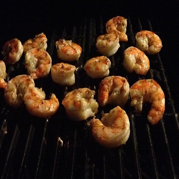 Shrimp @ Casa de Al