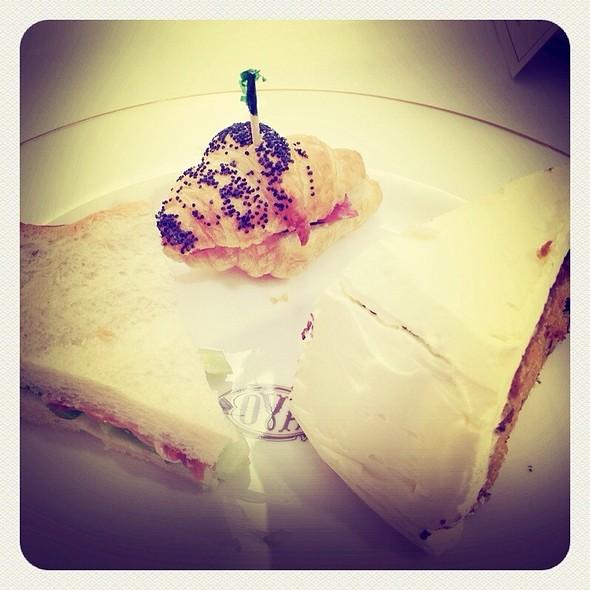 dessert buffet @ Cova Ristorante & Caffe