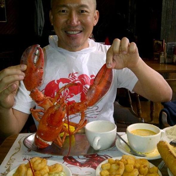 No name restaurant menu boston massachusetts foodspotting for Fish restaurant boston