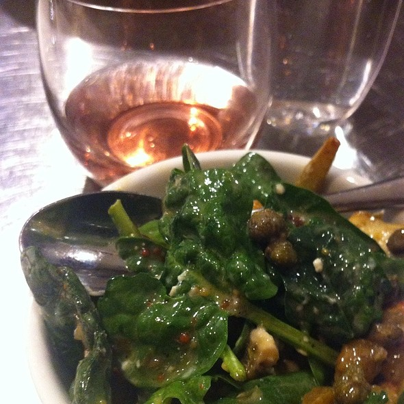 Artichoke Salad @ Milo's Pizza & Subs