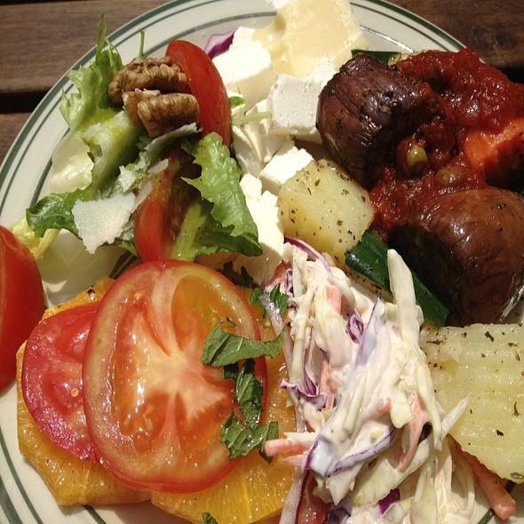 lunch buffet @ Fringe Club