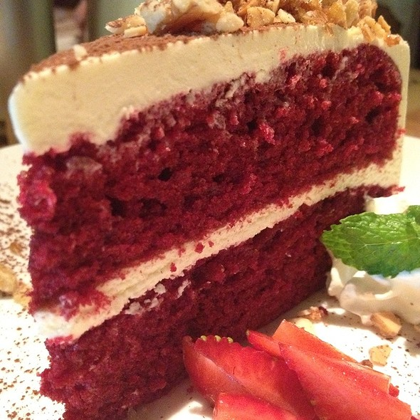 Red Devil Cake @ Social House, Harvey Nichols