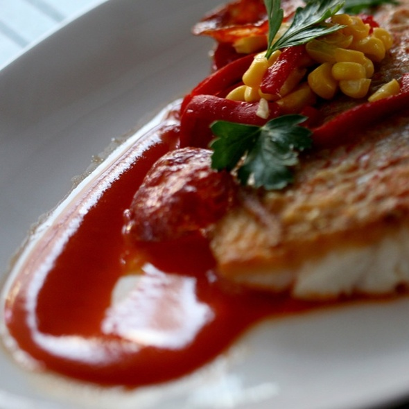 Red Snapper @ Craft Dallas