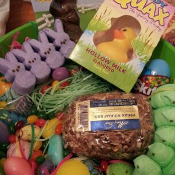 House Easter Basket @ STaZiI's Place (Home Sweet Home)