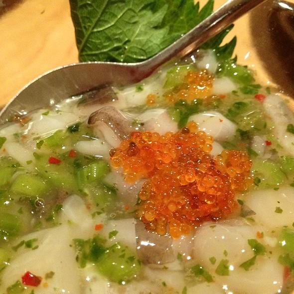 tako wasabi @ Watami Japanese Casual Restaurant
