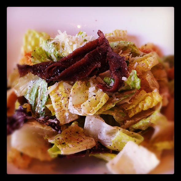 Caesar Salad @ Roy's-The Inn at Spanish Bay
