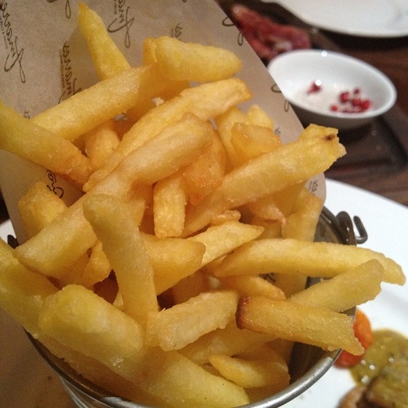 French Fries @ Amarres