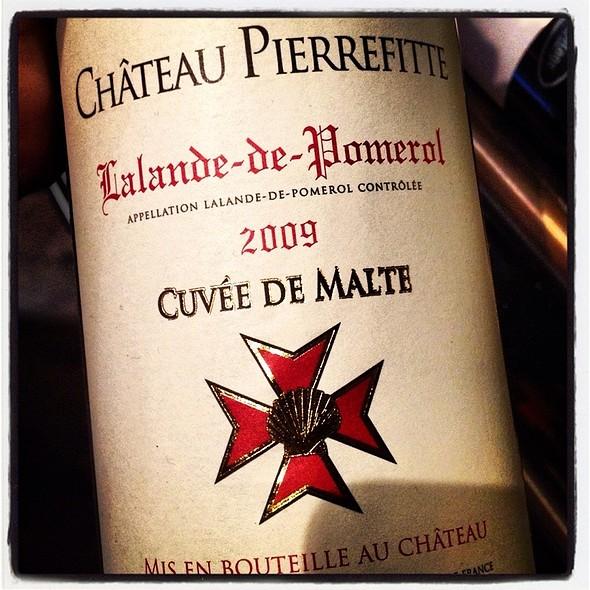 Chateau Pierrefite Wine