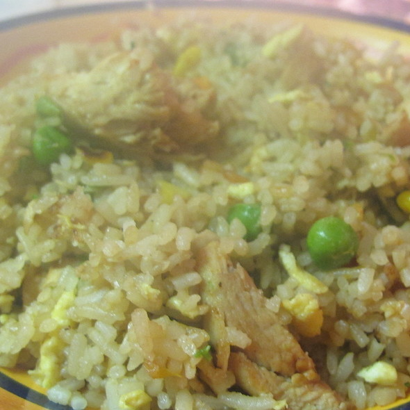 Homemade Fried Rice @ Home