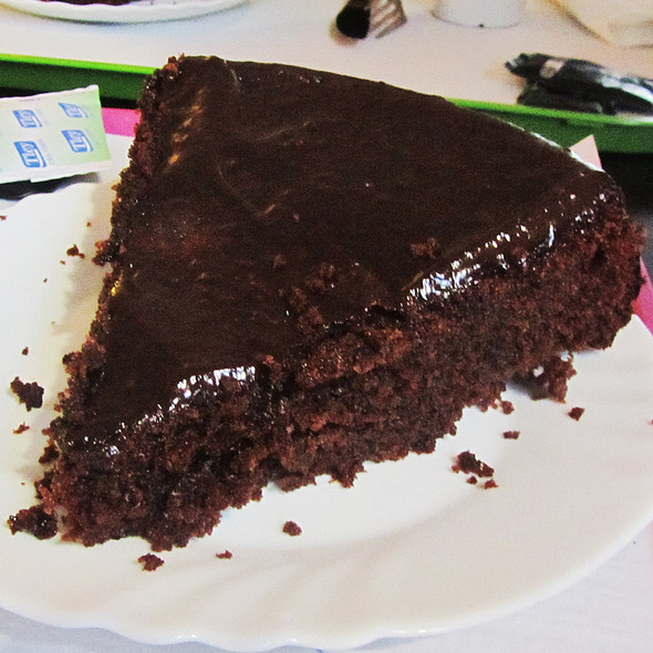 Chocolate Cake @ Pimenta Rosa