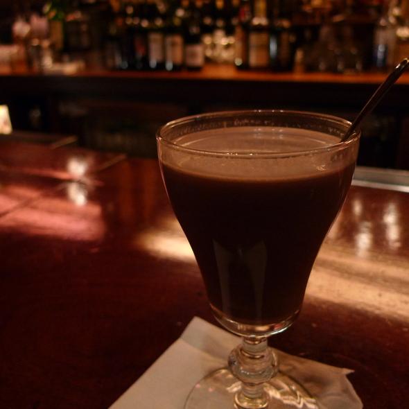 Cappuccino @ Tosca Cafe