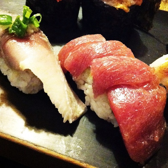 Sushis De Torô E Cavalinha @ SushiGen