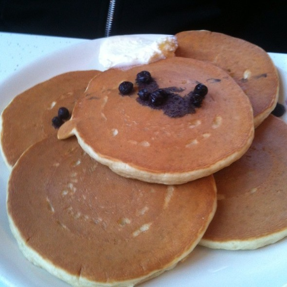 Blueberry Pancakes @ Pancake Pantry