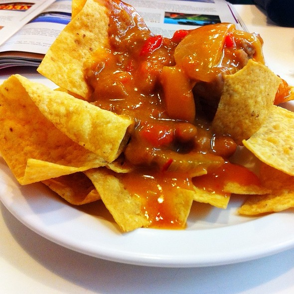 Chips @ Alicia's Mexican Food & Fruteria