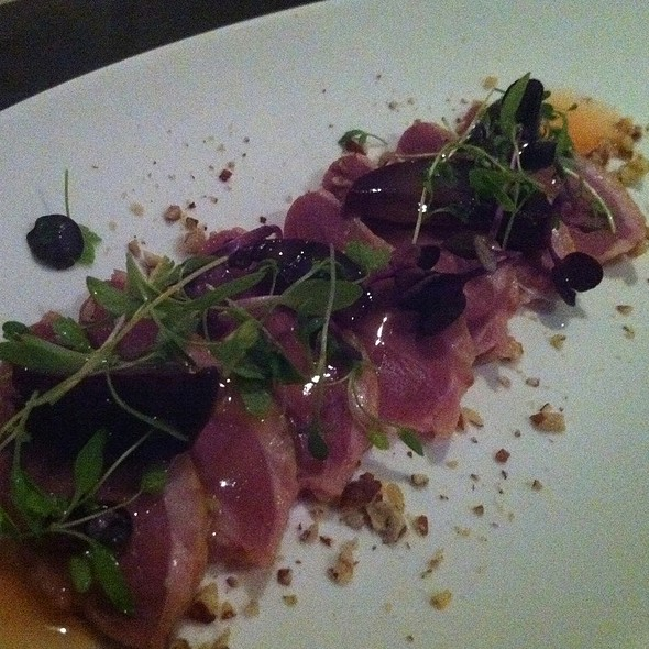 Duck Salad @ (A)LURE Resturant and Bar