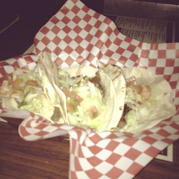 Tacos @ Saint Dane's Bar & Grille