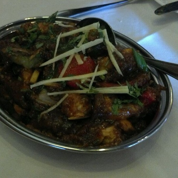 Chili Chicken @ Ghazal