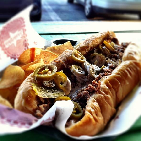 Beef Cheesesteak @ Texadelphia