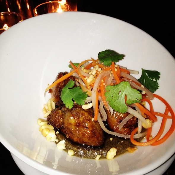 General Tso's Sweetbreads @ Gilt Club