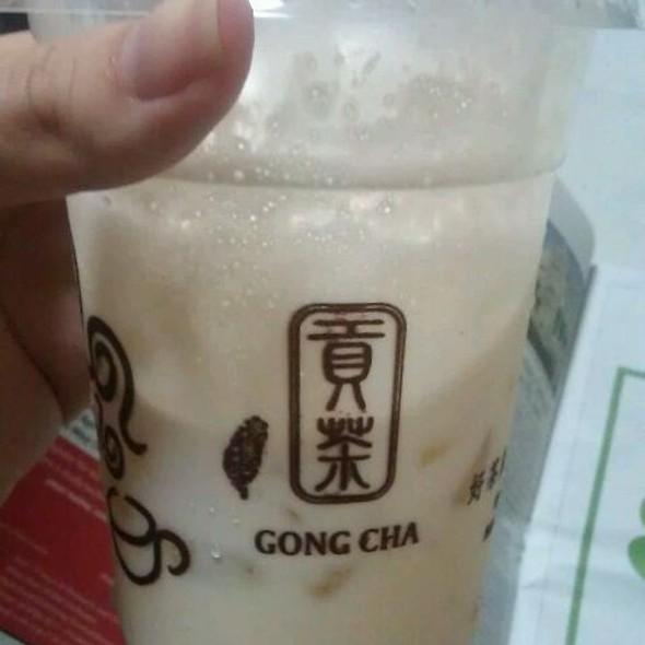 Gong Cha Alisan Milk Tea @ Gong Cha