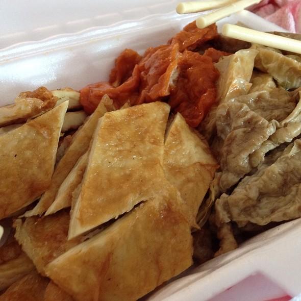 Vegetarian @ Luk Yung Sin Koon
