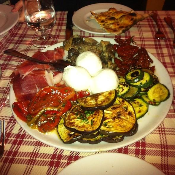 Antipasto Misto @ Gladiatori Roma Italy