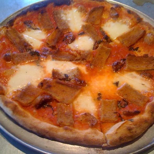 Pizza With Eggplant @ Pi PIzzeria