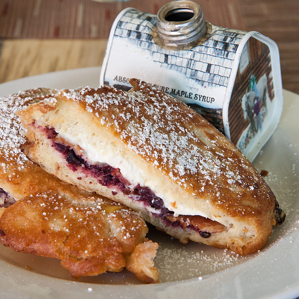 Baked French Toast - BLD, Los Angeles, CA
