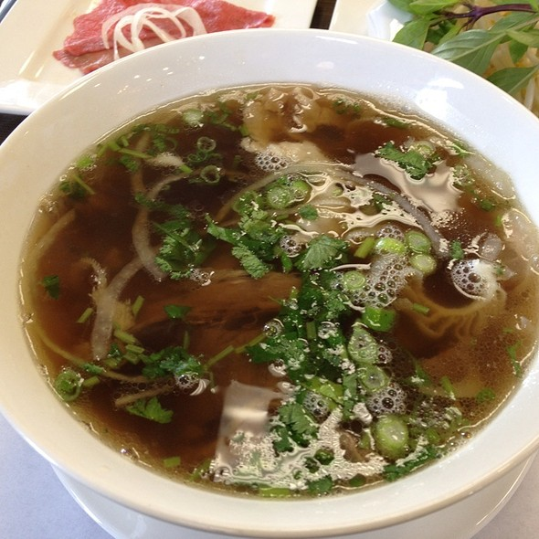 House Special Pho @ Pho 24