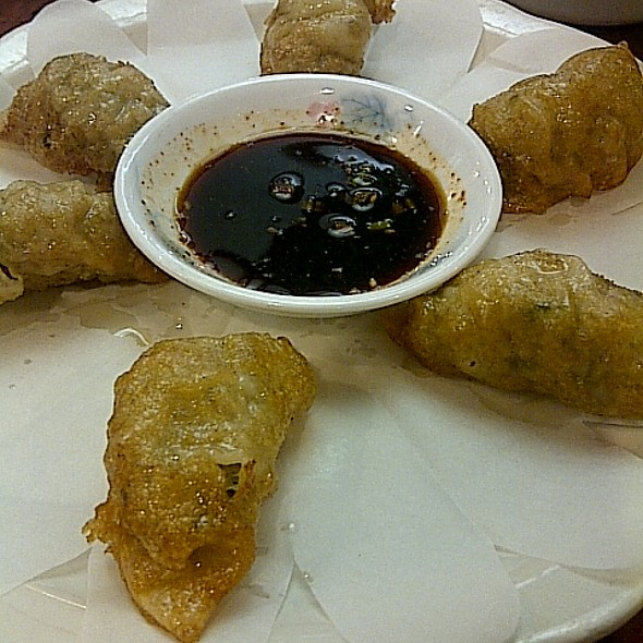 Fried dumplings @ Asiana Garden Restaurant II