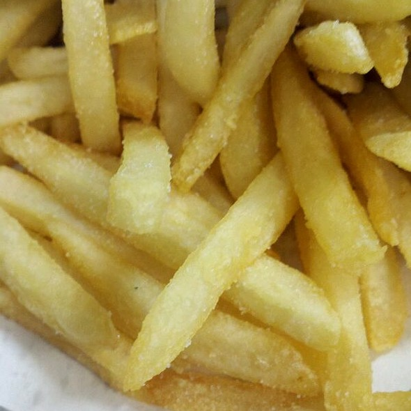 French Fries @ Jack In The Box