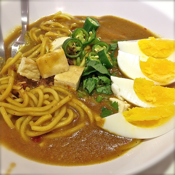 Mee Rebus @ Toast Box - Clementi Mall