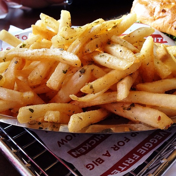Smash Fries @ Smashburger