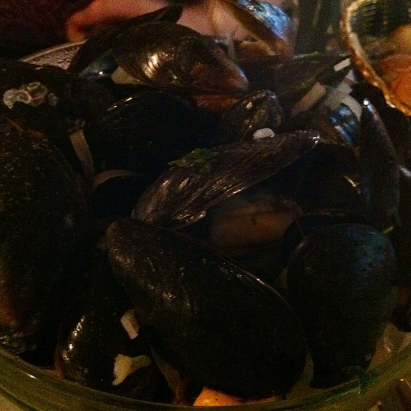 Moules Marinere - AOC, New York, NY