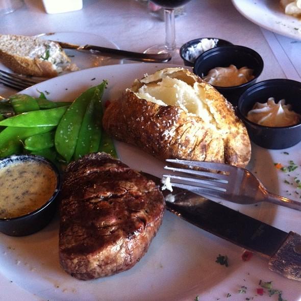 Filet Mignon - Boar's Head Grill and Tavern, Savannah, GA