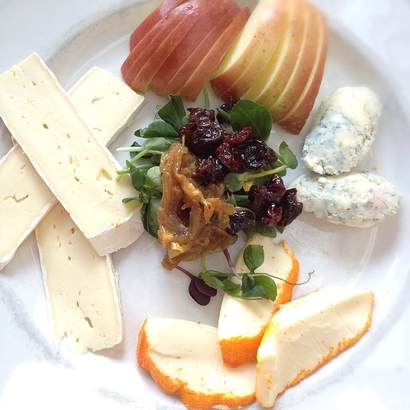Cheese Plate - The Westside Local, Kansas City, MO