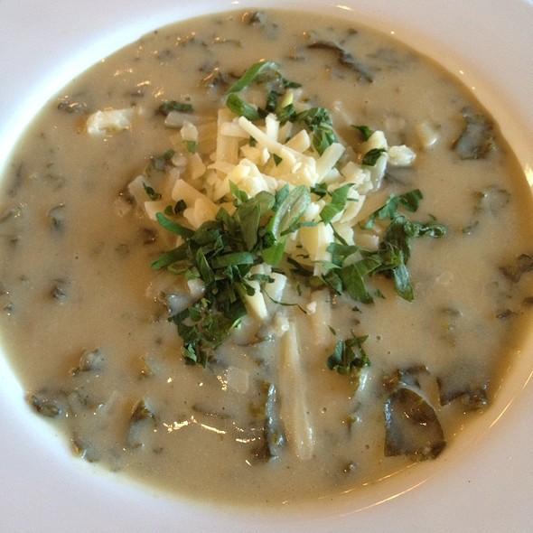 Potato And Leek Soup @ Americano – Original Great Lakes bistro