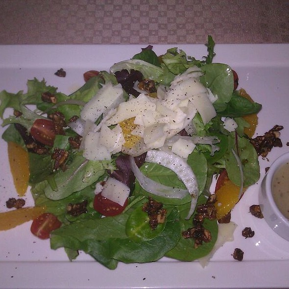 Winter Green Salad - Spindletop, Houston, TX