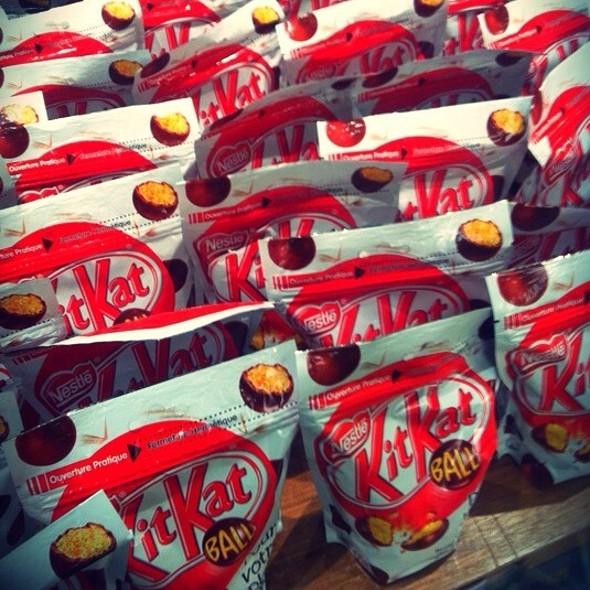 Kit Kat Ball @ St Marche