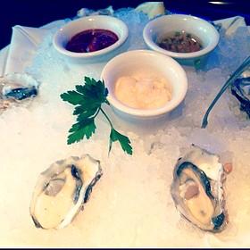 PNW Kumamoto Oysters