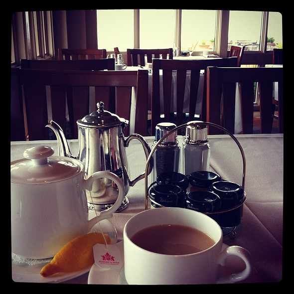 Tea @ Roy's-The Inn at Spanish Bay